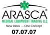 View Details of Arasca Medical Equipment Trading LLC