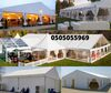 Wedding Tents Rental Sharjah, UAE